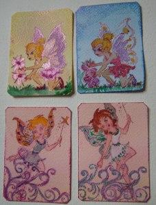 Fairy Theme ATC's