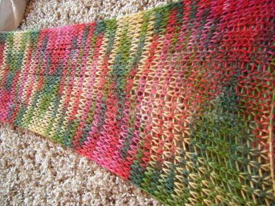 Hollyday scarf