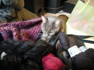 BMFA yarn pile