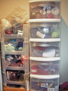 stash drawers