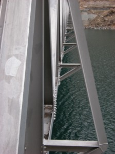 bridge side spans