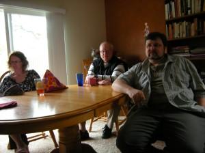 Joanne, Jack and Jeff