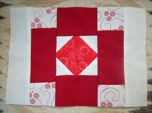 red-white-quilt-block