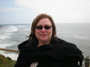 rebecca at north head lighthouse