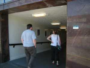 Jeff & Joanne at OC Elevator