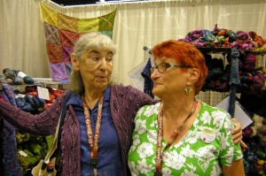 Anna Zilboorg and Gail
